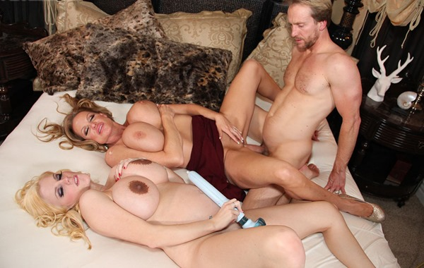 kelly madison threesome
